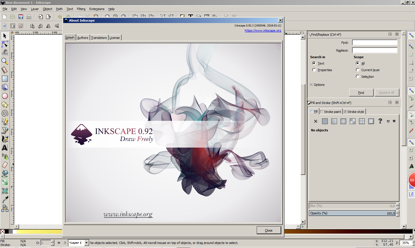 Inkscape-Vector_Editor